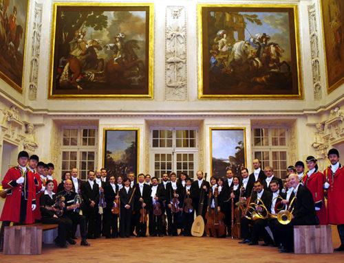 Reale Scuderia e Camera – Musica a Corte febbraio 2008 – Sala Diana, La Venaria Reale