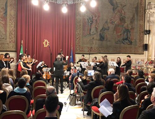 I Licei Musicali alla Camera – Concerto a Montecitorio
