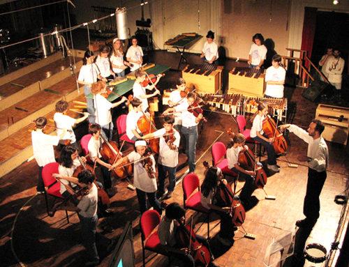 Conservatorio S. CECILIA – Suono Corpo Emozione Idea – Roma 2003