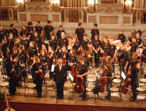 NEOS SINFONIA ORCHESTRA – Teatro Bibiena, Mantova 2012