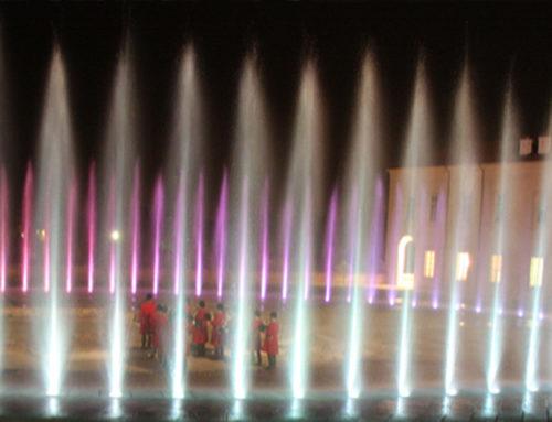 Inaugurazione della Fontana del cervo, La Venaria Reale 2008